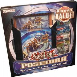 Yu-Gi-Oh: Poseidra Value Box