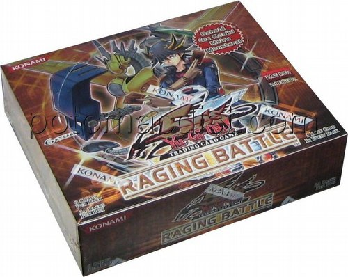Yu-Gi-Oh: Raging Battle Booster Box [1st Edition]