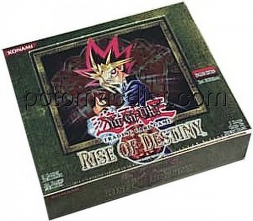 Yu-Gi-Oh: Rise of Destiny Booster Box [1st Edition]