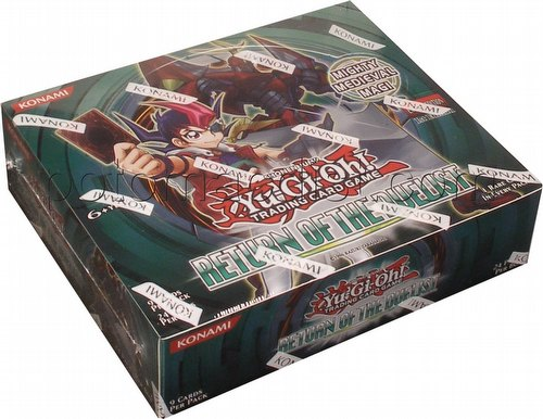 Yu-Gi-Oh: Return of the Duelist Booster Box [1st Edition]