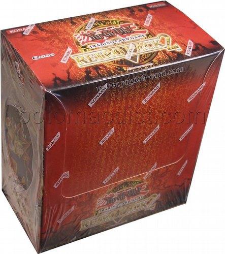 Yu-Gi-Oh: Retro Pack Series 2 Box [2009/European Version]