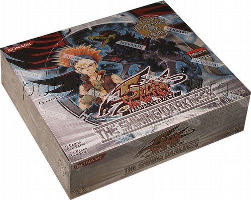 Yu-Gi-Oh: The Shining Darkness Booster Box [1st Edition]