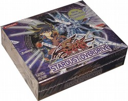 Yu-Gi-Oh: Stardust Overdrive Booster Box