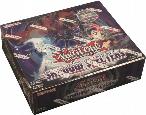 Yu-Gi-Oh: Shadow Specters Booster Box [1st Edition]