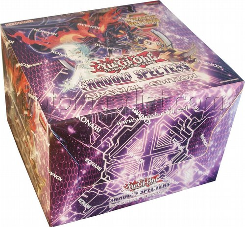 Yu-Gi-Oh: Shadow Specters Special Edition Box