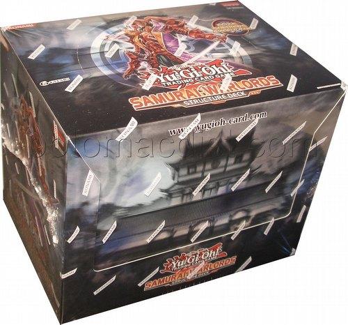 Yu-Gi-Oh: Samurai Warlords Structure Deck Box [1st Edition]