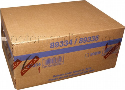 Yu-Gi-Oh: Zexal Collection Tin Case [16 tins]