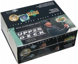 04 2004 Upper Deck Golf Cards Box [Retail]