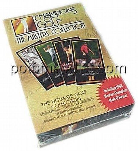 97 Champions/Golf: Masters Set(Tiger) Golf