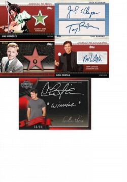 2011 Topps American Pie Trading Cards Box Case [Hobby/12 boxes]