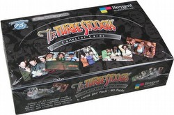 The Three Stooges Trading Cards Box [Breygent/2005]