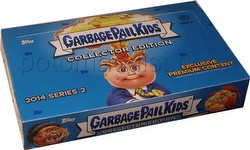 Garbage Pail Kids 2014 Series 2 Gross Stickers Collector Edition Box [Hobby]