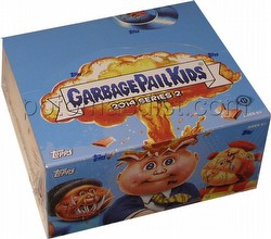 Garbage Pail Kids 2014 Series 2 Gross Stickers Box [Hobby]