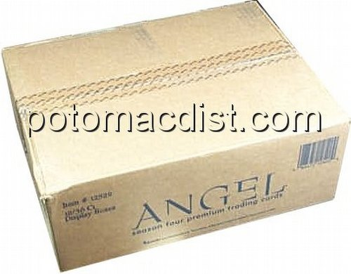 Angel Season 4 Trading Cards Box Case [10 boxes]