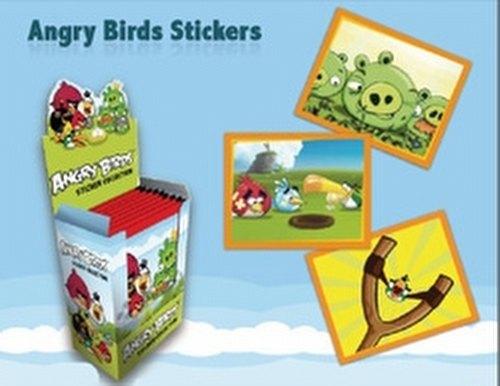 Angry Birds Sticker Box