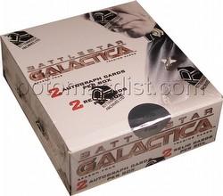 Battlestar Galactica Season 4 Trading Cards Box