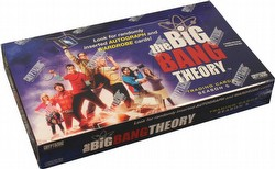 Big Bang Theory Season 5 Trading Cards Box