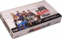 Big Bang Theory Seasons 1 & 2 Trading Cards Box
