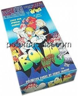 Bone 1 Trading Cards Box