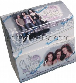Charmed Destiny Premium Trading Cards Box