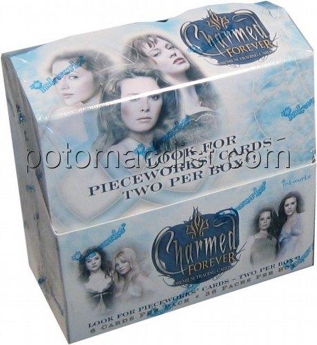 Charmed Forever Premium Trading Cards Box