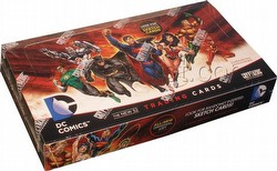 DC Comics: The New 52 Trading Cards Box