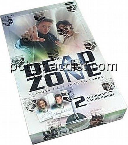 Dead Zone Seasons 1&2 Trading Cards Box