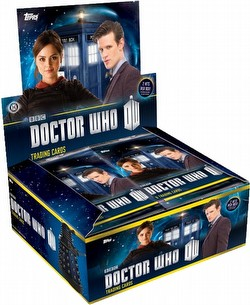Doctor Who Trading Cards Box [2015/Topps/Hobby]