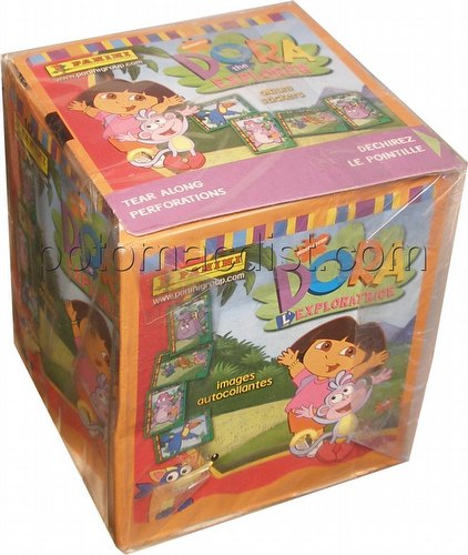 Dora the Explorer Stickers Box