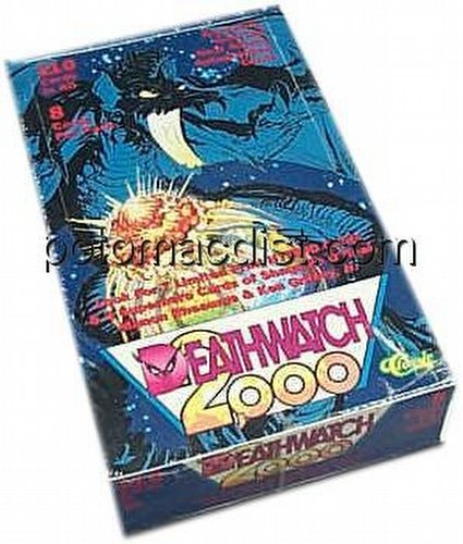 Deathwatch 2000 Trading Cards Box