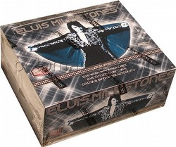 Elvis Milestones Trading Cards Box Case [20 boxes]