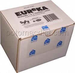 Eureka: Seasons 1 and 2 Premium Pack Trading Cards Box