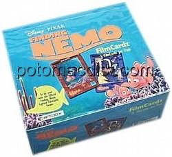 Finding Nemo Film Cardz Trading Cards Box