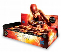 The Flash Season 2 Trading Cards Box
