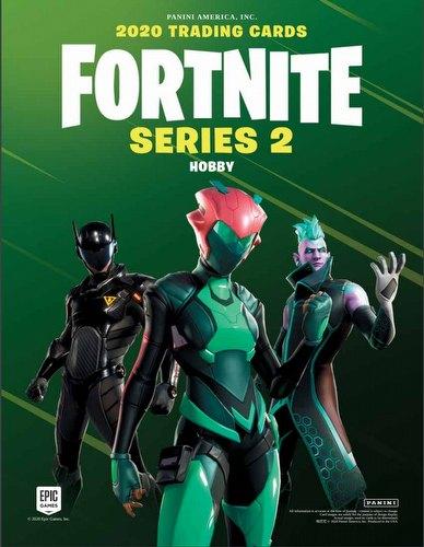 Fortnite Series 2 Trading Cards Box [Hobby/2020]