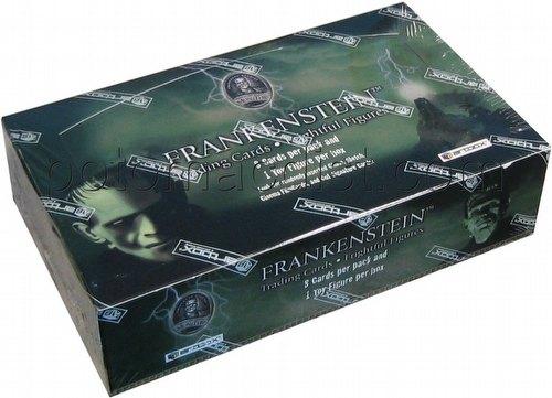 Frankenstein Trading Cards Box