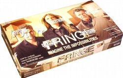 Fringe Seasons 3 & 4 Trading Cards Box