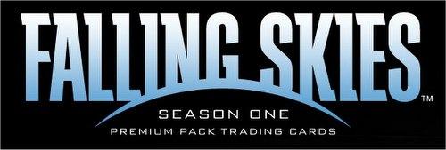 Falling Skies Season 1 Premium Pack Trading Cards Box
