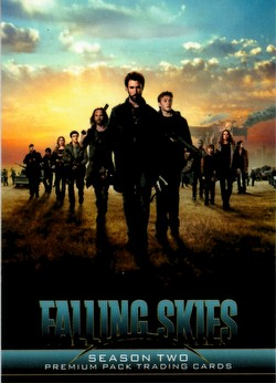 Falling Skies Season 2 Premium Pack Trading Cards Box