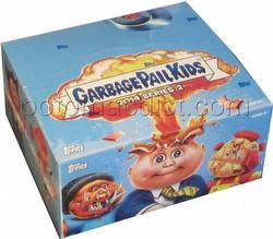 Garbage Pail Kids 2014 Series 2 Gross Stickers Box [Retail]