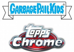 Garbage Pail Kids Chrome 2020 Trading Cards Case [Hobby/12 boxes]