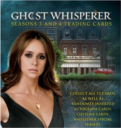 Ghost Whisperer Seasons 3 & 4 Trading Cards Box