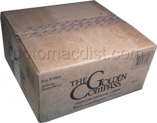 The Golden Compass Premium Trading Cards Box Case [10 boxes]