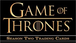 Game of Thrones: Season Two Trading Cards Box Case [12 boxes]