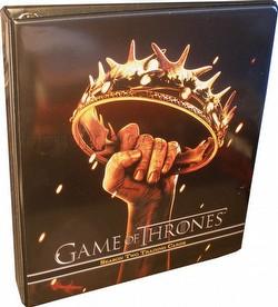 Game of Thrones: Season Two Trading Card Binder