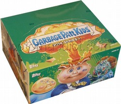 Garbage Pail Kids 2014 Series 1 Gross Stickers Box [Hobby]