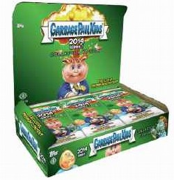 Garbage Pail Kids 2014 Series 1 Gross Stickers Collector Edition Box [Hobby]