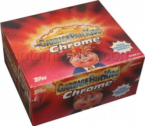 Garbage Pail Kids Chrome Original Series 1 Trading Cards Box [Retail]