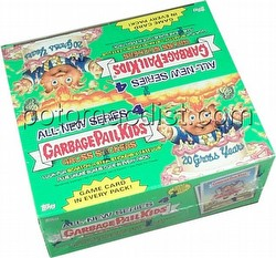 Garbage Pail Kids All New Series 4 [2005] Gross Stickers Box [Retail]