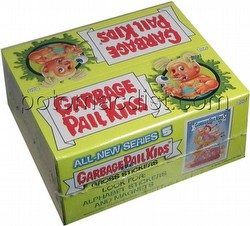Garbage Pail Kids All New Series 5 [2006] Gross Stickers Box [Hobby]